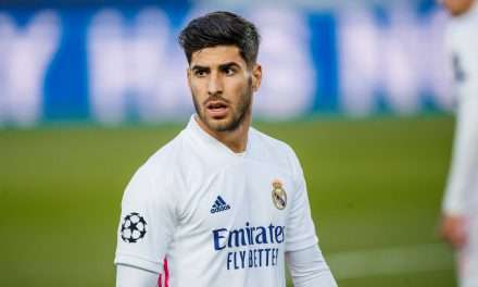 Marco Asensio called into Spain squad to replace the injured Ansu Fati