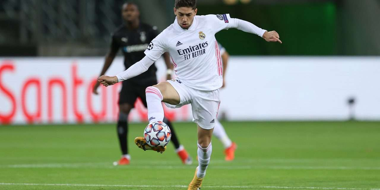 Real Madrid midfielder Fede Valverde suffers fracture in right leg