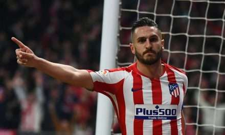 Koke closes in on Atlético Madrid appearance record