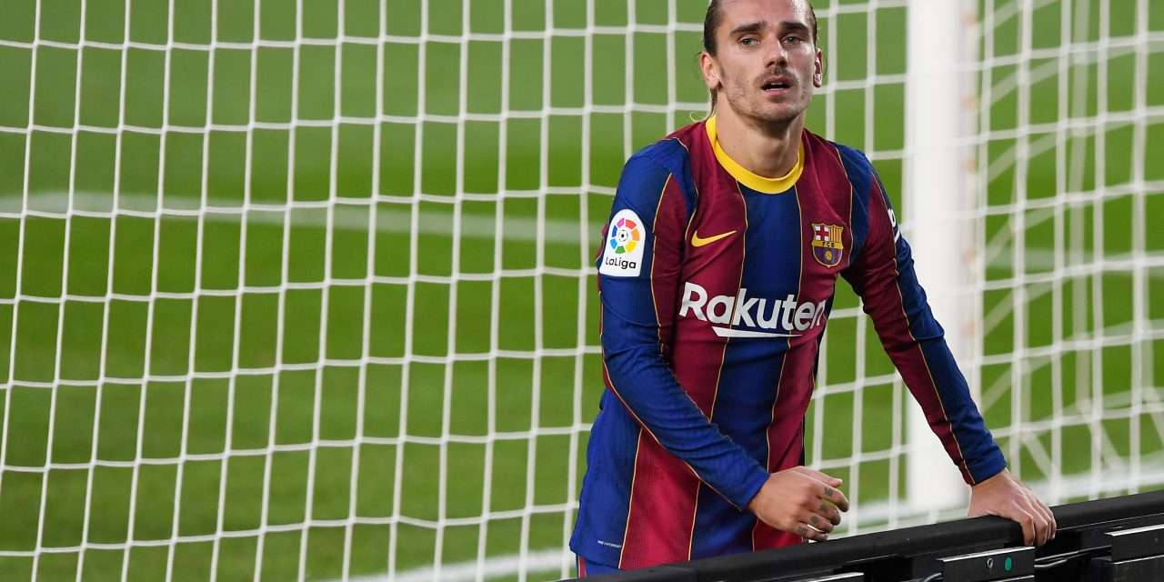 """Víctor Font: """"Antoine Griezmann was signed by a Barcelona president who is not a football person."""""""