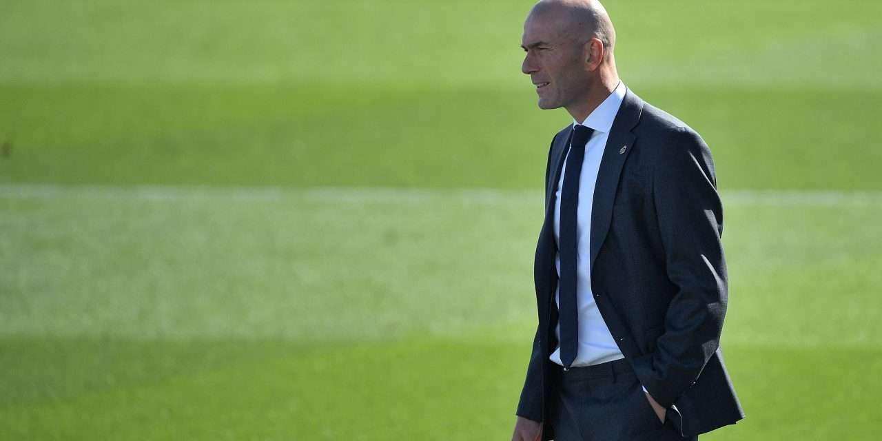 "Zinedine Zidane: ""The match against Inter is a final."""
