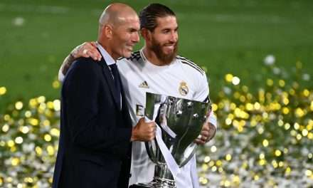 Zinedine Zidane convinced Sergio Ramos will stay at Real Madrid