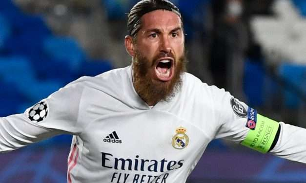 """Sergio Ramos on his 100th goal: """"It's not a figure which defenders usually get to."""""""