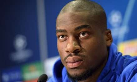 """Geoffrey Kondogbia: """"It is a source of great pride to be able to wear this shirt."""""""
