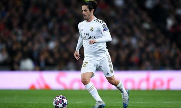 Isco willing to make January move from Real Madrid